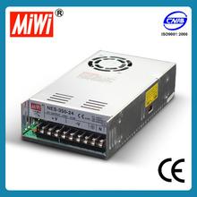 NES-350-12 ac/dc single output 12v 350w power supplies