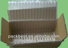 air bag made of anti-air leakage film, slim fit air bag for the cushioning of computer