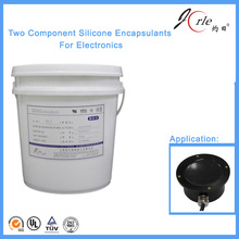 White sealing compound for potting