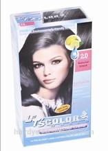 Let's color word deluxe 60ml hair dye