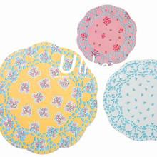 New style vintage scrumptious floral flower tea party paper doily decoration