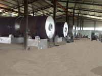 Cost efficiency used tyre processing machine&used tire refinery&used tyre to diesel