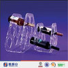 NEW Design!!!Factory Manufacturing Custom Modern Stylish Look Acrylic Wine Rack In High Quality