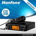 Nanfone CB-318 coche de radio am / fm 10 metro de radio ASQ gran pantalla LCD