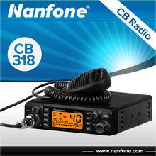 Nanfone CB-318 car radio am/fm 10 meter radio ASQ big LCD display