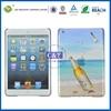 2014 New developed case plain hard case cover for ipad mini