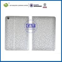 Attractive cell mobile phone case diamond hard case for ipad mini ii