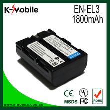 FOR NIKON EN EL3 EN-EL3 BATTERY,FOR NIKON Lithium Battery Manufacturer