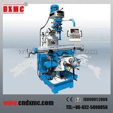 Birdge turret universal mechanism for lifting bed milling machine X6332WA (CE)