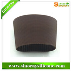 Silicone Cup Sleeve For Coffee