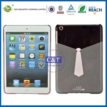 Newest mobile phone protector for ipad mini 2 printed pc case