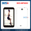 Most popular 6 inch phone call dual core 3g gsm tablet pc