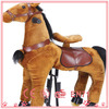 HI EN71 2014 China ride on toy ponies,rocking animals in playground,mechanical horse kids rides for sale