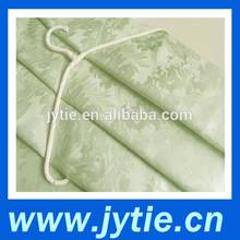 Cyan Flower Design Jacquard Fabric for garment