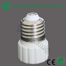 E27 to GU10 bulb socket adapters led adapter converters