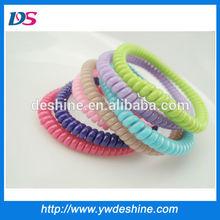 Hot sale new style wholesale multicolor kknekki hair elastic band TS-070