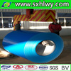 2015 high quality and low price density of galvanized steel coil / prepainted steel coil