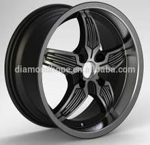 "Deep Dish Replica car wheel from manufacturer 13"" 14"" 15"" 16"" (ZW-P346)"