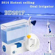 Bd2017b pulso ultrasónico irrigador Oral / limpiador de dientes