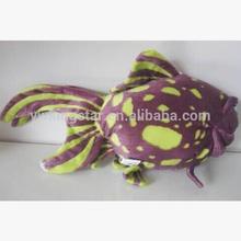 Cute tropical fish plush sea animal stuffed toy