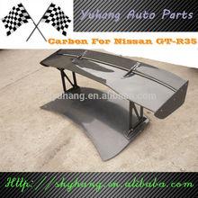 Nissan R35 GTR Voltex Style Carbon fiber Rear Spoiler 170cm/160cm