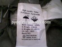 potassium hydroxide for soap