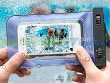 Underwater Take Photo PVC Phone Waterproof Bag