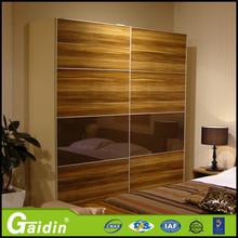 Factory direct sliding glass door office filing cabinet/kitchen cabinet/godrej cupboard furniture