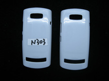 Blank Polycarbonate mobile phone case for Nokia asha 303,For UV Printing
