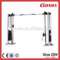 comercial equipamentos de ginástica ganas usado cabo crossover máquina