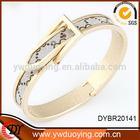 China New Products 2014 Charm Bracelet Jewelry Belt Gold Fashion Bracelet