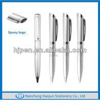 Good Quality Metal Ball Pen for Promotion,Engraved Ballpoint Pens,Stainless Steel Ball Pen