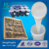 RTV Raw Silicone Rubber Mold for Artificial Stone