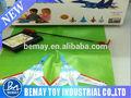 2014 caliente, de potencia hasta flyer, papel de aeronaves avión modelo chico eléctrica toysfunny& juguetes regalos de los niños(275020)