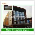 Glicol de propileno metil éter/cosméticos glicol de propileno grado/glicol de propileno 57-55-6