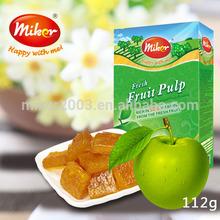 miker fresh apple fruit granules