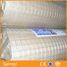 Shengmai vendita calda pvc di alta qualità zincato saldato maglia di filo rotolo/coniglio gabbia zincato saldato maglia di filo( iso9001)