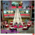 la fiesta de navidad artificial de árboles de navidad decoración