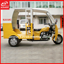 150cc air cooling original bajaj carry 4-6 passengers three wheel motorcycle KV150ZH-ZK