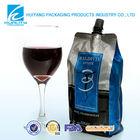 eco friendly customized reusable wine bag