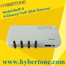 goip 4 channels 16 sims, GoIP-4,GoIP VoIP Terminal