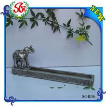 SGR06 Antique Elephant Incense Burners