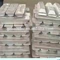 Fábrica de venta caliente de alta calidad lingote de plomo 99.99%