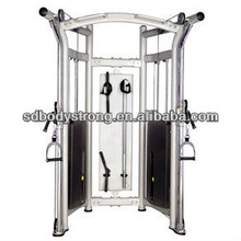 Dual pully BD-005A Functional Trainer fitness equipment
