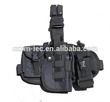 Police Black tactical leg gun holster