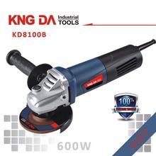 600W 100mm angle grinder polishing disc,electric power tool ,power craft tool KD8100B