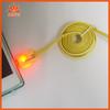 micro usb to mini usb adapter LED Light Cable