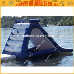 CE and EN71 inflatable aqua park/slide/freefall