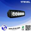10-30V DC 18w Led driving light bar for Excavator/ mini LED strip light bar for car