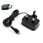 UK Micro USB Home Travel Wall Charger AC Power Battery Adapter Mobile Cell Phone 4.5FT For Samsung Galaxy S2 i9000 UK Charger